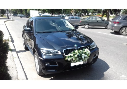 BMW X6 (Черный)