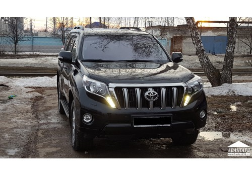 Toyota Land Cruiser Prado (ТОЙОТА ЛЕНД КРУЗЕР ПРАДО)