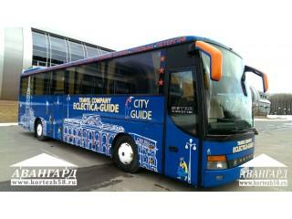 Туристический автобус и как его заказать