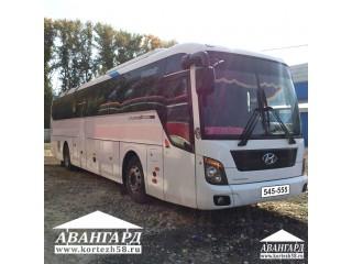 Пассажирские перевозки в Пензе — тел: 545-555