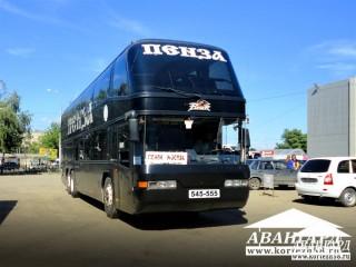 Двухэтажные автобусы (Пассажирские перевозки)