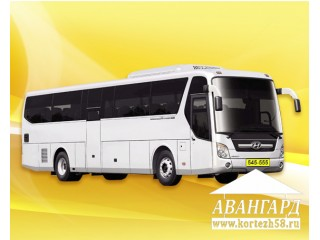 Заказ автобусов для поездок
