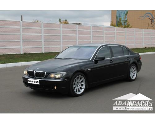 BMW 7 (БМВ 7)