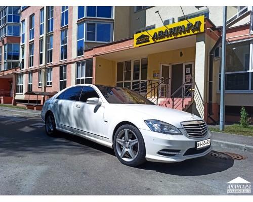 Mercedes S500 w221 long (Мерседес Эс 500 221 кузов)