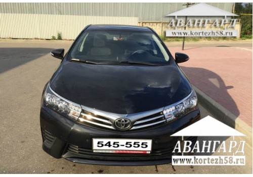 Аренда автомобиля Toyota Corolla (Тойота Королла)