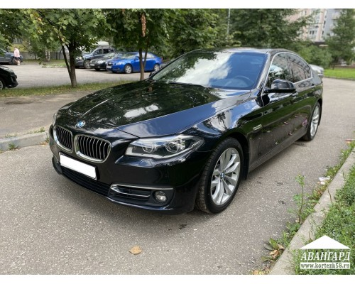 BMW 5 series F10 (БМВ 5 серии)