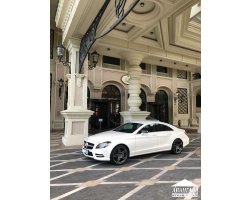 Mercedes CLS (Мерседес ЦЛС)