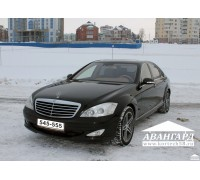 Mercedes-Benz S500 w221 (Мерседес Эс 500)
