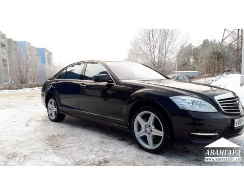 Mercedes S500 w221 long