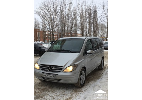 Mercedes-Benz Viano (Мерседес Виано)