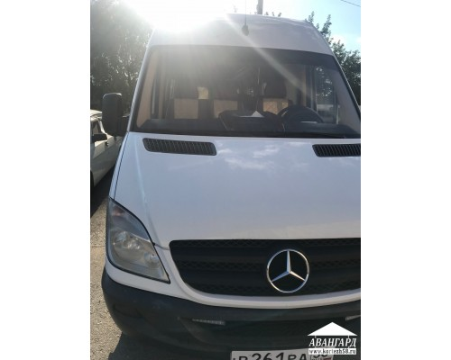 Mercedes-Benz Sprinter (Мерседес Бенц Спринтер)