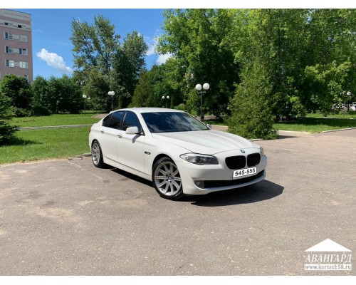 BMW 5 series (БМВ 5 серии)