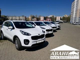 Что выбрать для трансфера - Kia Sportage или Volkswagen Tiguan?
