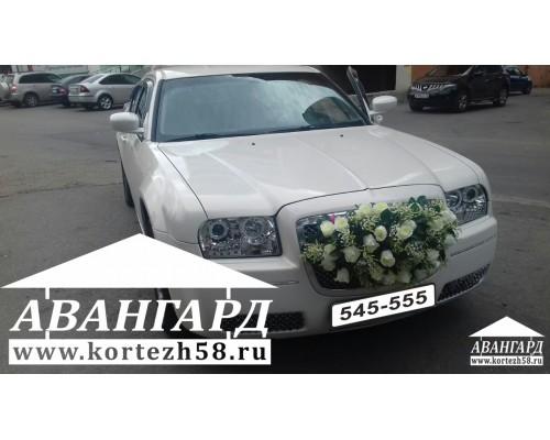 Белые розы на радиатор