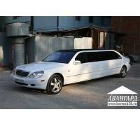 лимузин Mercedes Pulman S500