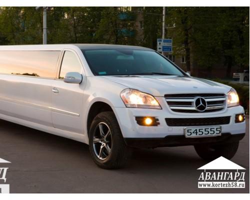 лимузин Mercedes-Benz GL