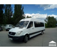Mercedes-Benz Sprinter (Мерседес Спринтер)