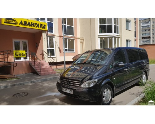 Mercedes-Benz Vito (Мерседес Вито) в Пензе