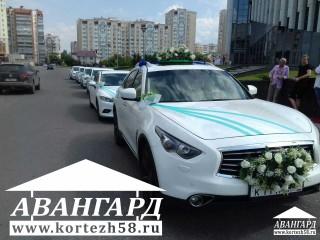 Уникальный Свадебный кортеж от ООО «Авангард»