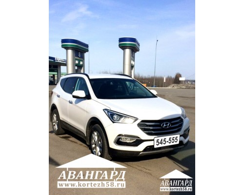 Hyundai Santa Fe (Хендай Санта фе)