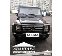 Mercedes-Benz G-класс (Гелендваген)